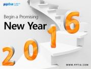 계단 위에 2016 템플릿