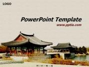 전통 건축물 템플릿