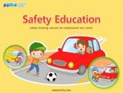 어린이안전교육(교통사고) 템플릿