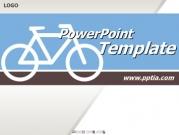 자전거 픽토그램 A 템플릿