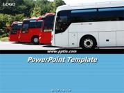 관광버스 템플릿