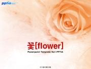 꽃[flower] 템플릿