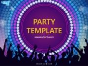 파티 템플릿