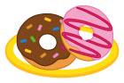 도넛 일러스트/이미지