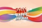 2011년 글자와 라인 템플릿