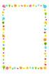 꽃나무새글상자 템플릿