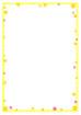 노란색글상자 템플릿