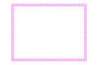 분홍색별글상자 템플릿