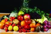 다양한 과일들 템플릿