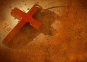 찬송가와 십자가 템플릿