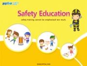 어린이안전교육(화재) 템플릿