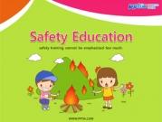 어린이안전교육(산불) 템플릿