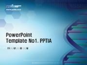 DNA 유전자 템플릿