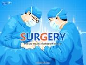 수술하는 의사 템플릿