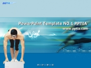 수영선수 템플릿