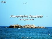 바다 템플릿